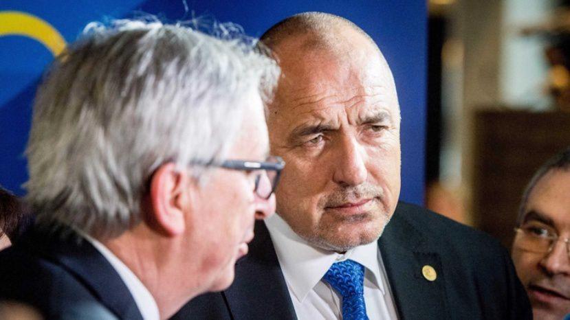Юнкер пообещал Болгарии укрепить границу сТурцией