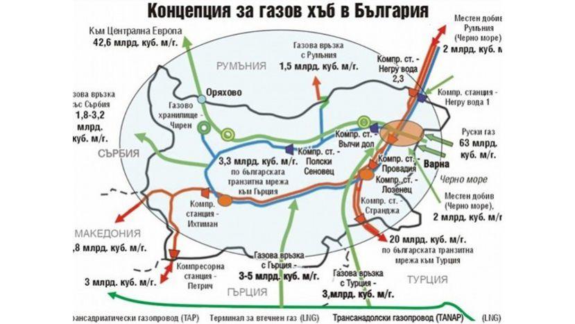 Сотрудники «Газпрома» примут участие вмеждународной конференции вБолгарии