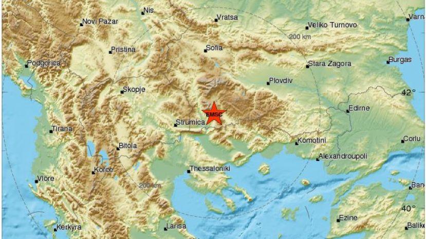 2-ое засутки 5-балльное землетрясение случилось вОше