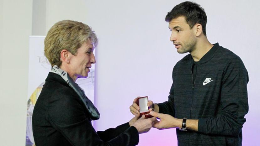Димитров— вфинале турнира вСофии