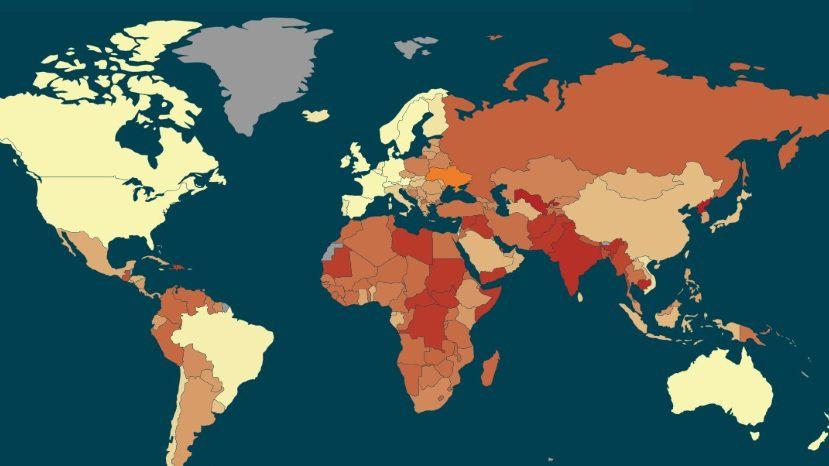 Вмире растёт применение рабского труда вэкономике— Доклад