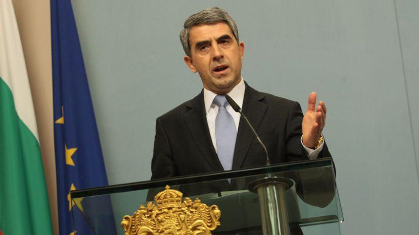 Президент Плевнелиев не будет назначать служебное руководство
