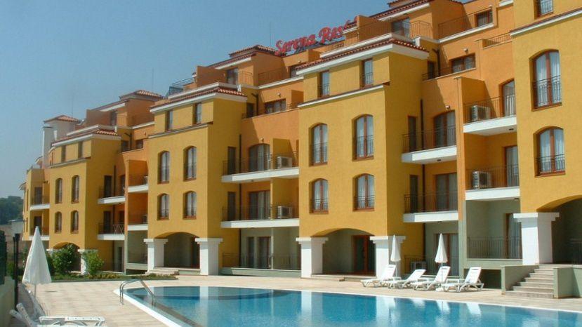 Апартамент-отель «Серена Резиданс» г.Созопль
