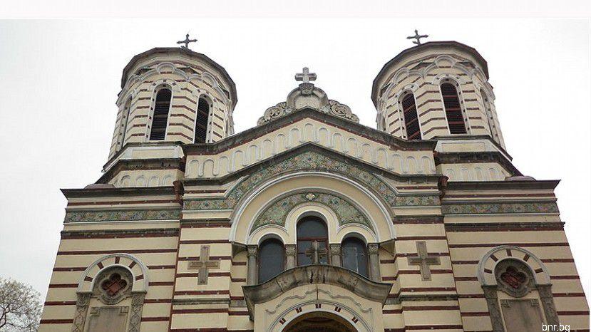 Второй по величине храм столицы был возведен в честь святого Николая Софийского