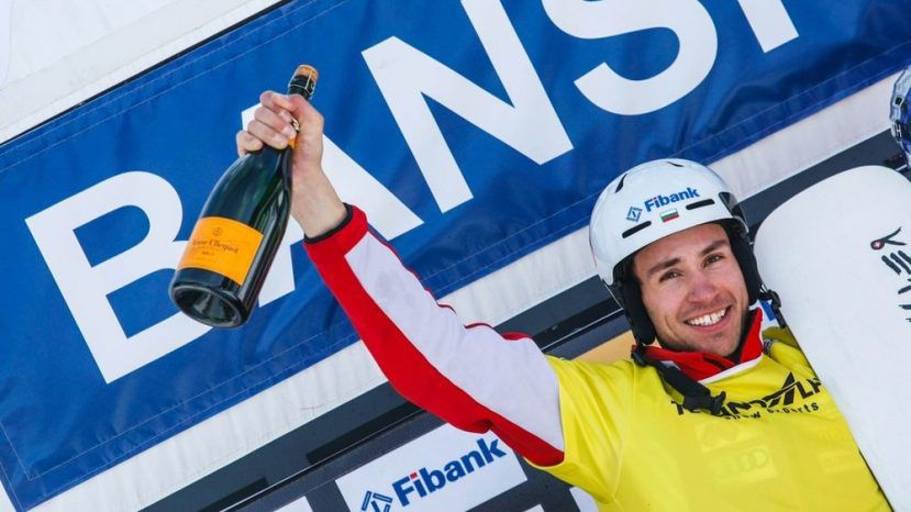 Сноубордистка Заварзина одолела впараллельном гигантском слаломе наэтапеКМ