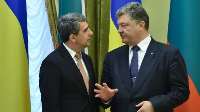 Порошенко: военное сотрудничество сБолгарией— гарантия триумфа ВСУ