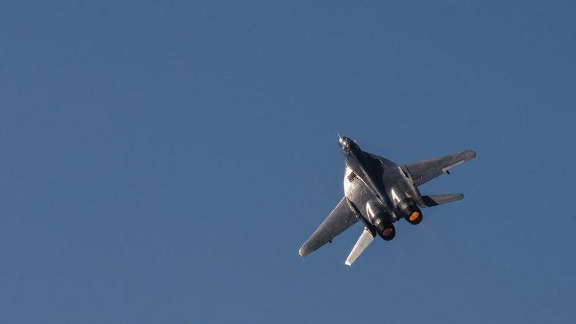 Ссегодняшнего дня небо Болгарии будут охранять истребители США