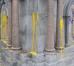 Неизвестные залили краской памятник Болгарским ополченцам в Болграде