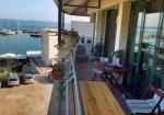 Апартаменты 3 комнаты с террасой и видом на море