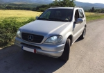Аренда MercedesML 270 в Болгарии