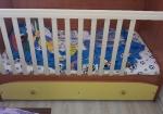 Детская кровать в идеальном состоянии
