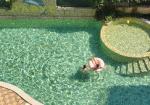 Двухкомнатная квартира с бассейн