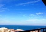 Недорогая однокомнатная квартира с видом на море в Бяле