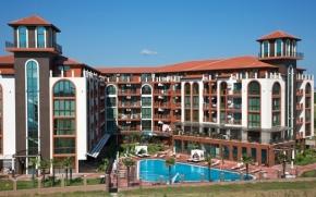 Недорогие апартаменты в Шато Дель Марина, Несебр, 1-я линия