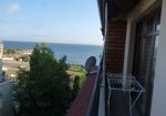 Равда двухкомнатную квартиру на 5-ом этаже с видом на море