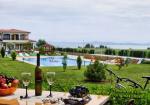 Уютная квартира с панорамным видом на море. Болгария, Равда