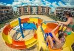Величественный апартамент большая студия в Болгарии Солнечный Берег