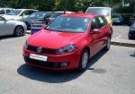 Прокат авто VW Golf VI - МКПП