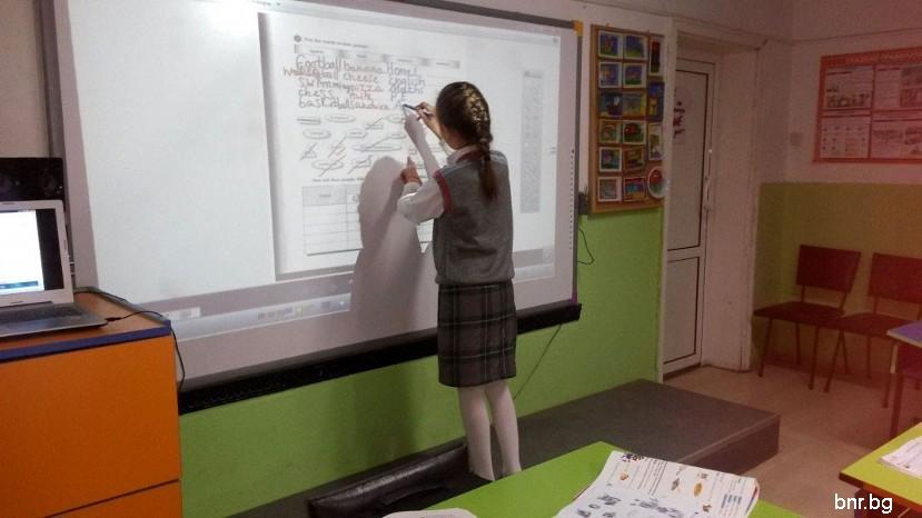 Школа нового времени из села Плыстина