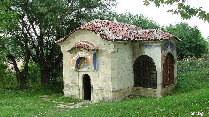 Араповский монастырь Святой Недели