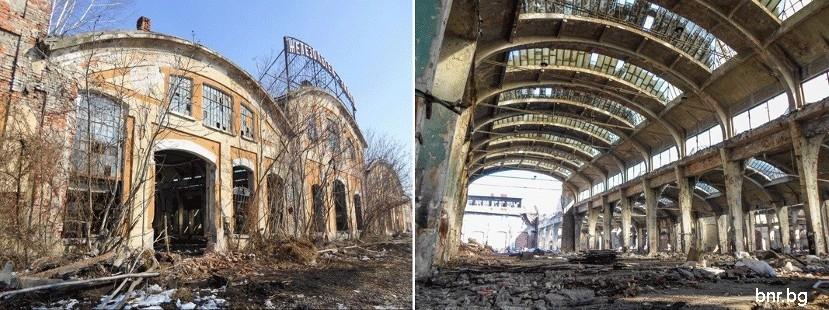 судьба промышленных зданий со времен болгарского модернизма