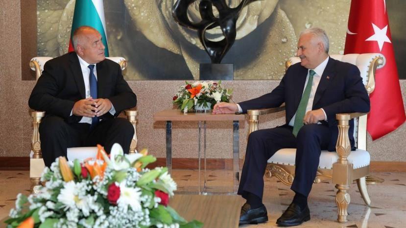Резултат с изображение за снимки на Бойко Борисов: Българо-турската газова връзка може да бъде открита в края на юни