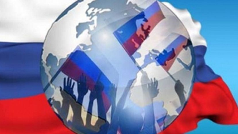 Российские организации за рубежом