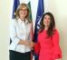 Екатерина Захариева прие новия посланик на САЩ Херо Мустафа