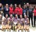Гимнастичките спечелиха седем медала от състезанието Гран при в Москва