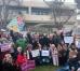 В Болгарии прошли митинги за свободу Навальному